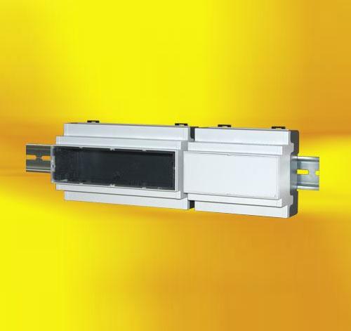 Contenitori modulari per barra Din serie RAIL DB